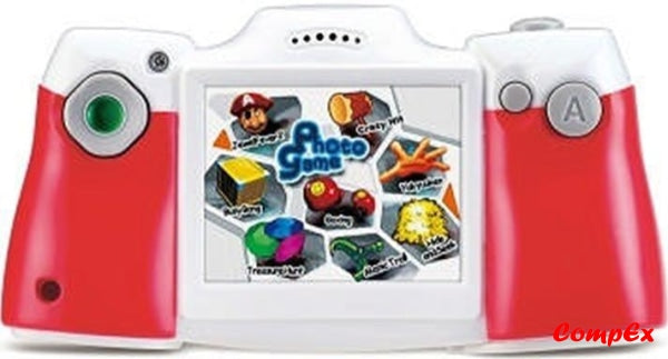 Genius Heeha 700 Pocket Game With Camera Game Pad