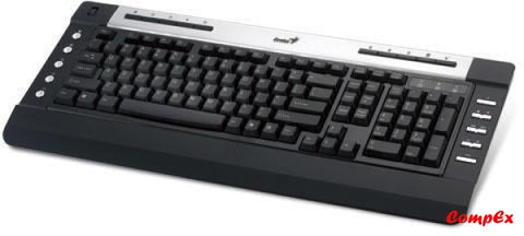 Genius Keyboard Slim Star 250 Ps2