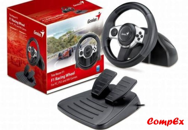 Genius Speed Wheel Rv Game Pad