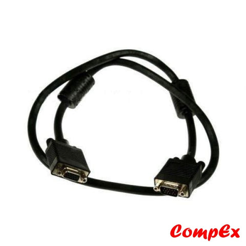 Goldx Vga Monitor Extension Cable Hd15 M/f 6Ft Video