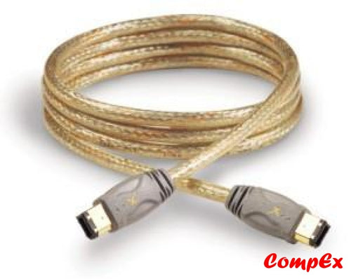 Goldx® Gx1394Aa-15 Firewire® Device Cable 15 Firewire Cable
