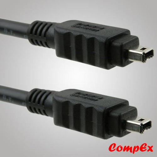Haricom Firewire Cable 4 Pin To 1.8 Meter