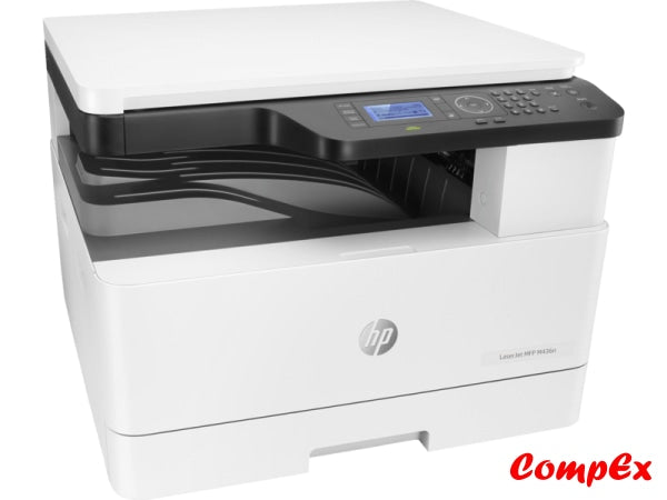 Hp Laserjet Mfp M436N Printer (W7U01A) Mono All In One
