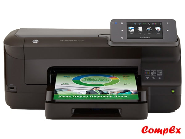 Hp Officejet Pro 251Dw Printer (Cv136A)