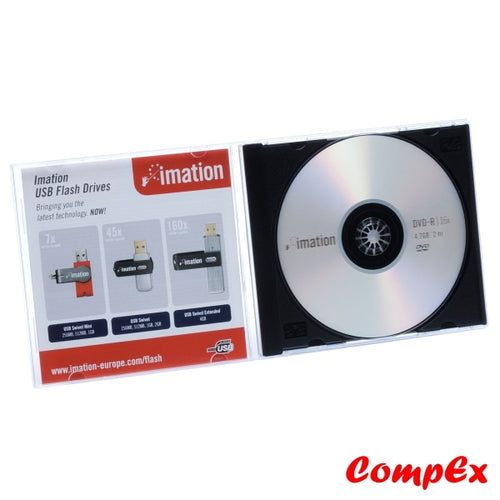 Imation Dvd-Rw 4.7Gb 4X Jewel Case