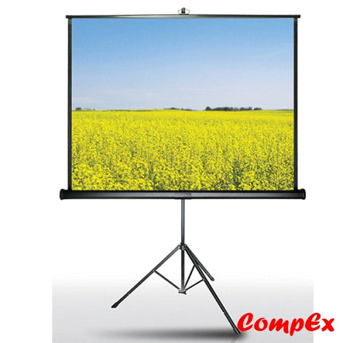 Iview Tripod Projector Screen 180Cm X 180Cm