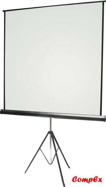 Projector Tripod Screen 1830*1830Mm (View: 1780*1780Mm - Ratio: 1:1) Screens
