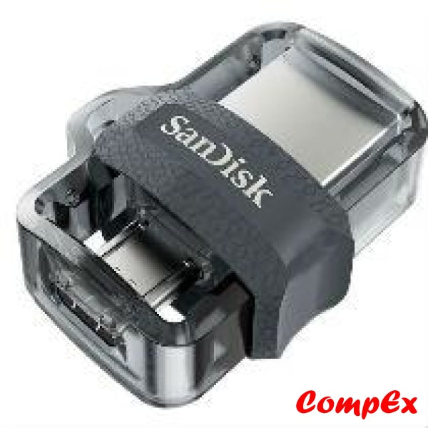 Sandisk Ultra® Dual Drive M3.0 16Gb - Sddd3-016G-G46 Flash