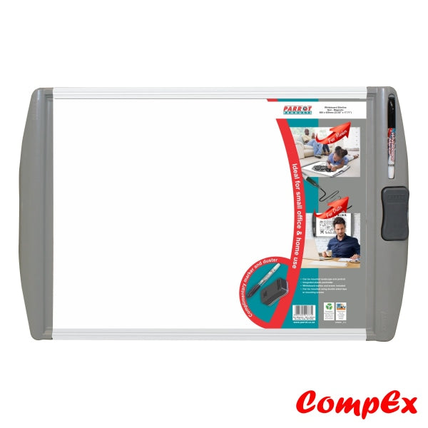 Slimline Non-Magnetic Whiteboard (600*450Mm - Retail) Whiteboards