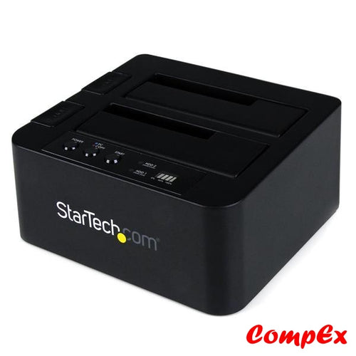 Startech Sata Hard Drive Hdd Duplicator Dock - Esata Usb (Satdock22Re)