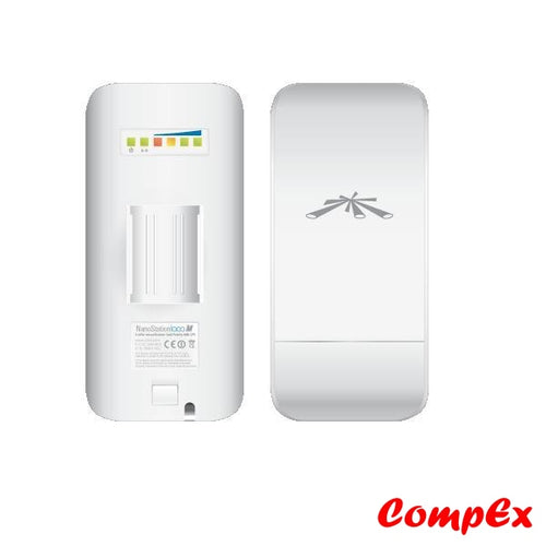 Ubiquiti Nanostationm2: 2.4 Ghz Hi Power 2X2 Mimo Airmax Tdma Station Access Point