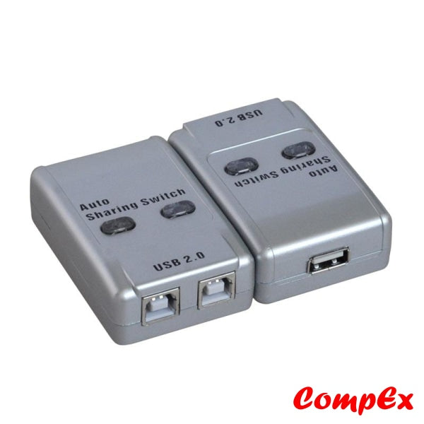 Usb Sharing Switch 2 Port Auto Hub