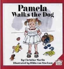 Pamela Walks the Dog