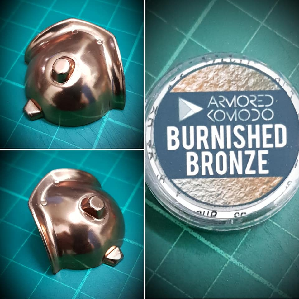 Burnished Bronze Chromaflair Pigment