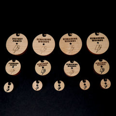 Game Counter Dial Set