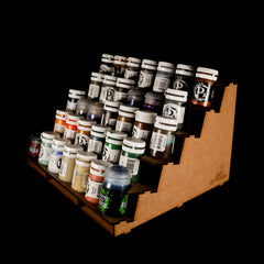 Light Industries Paint Rack