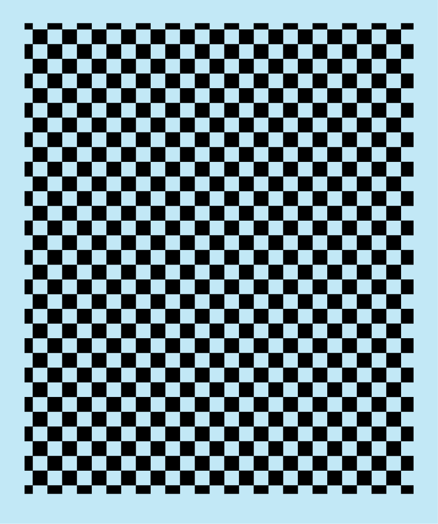 Checker Pattern