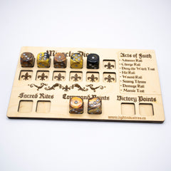 Miracle Dice Tracker