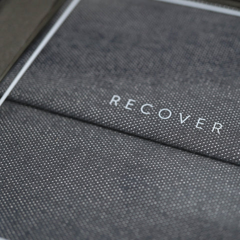 Recover polishing cloth