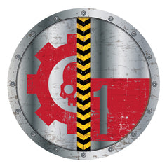 Imperial Missile Silo Objective (Set of 6)