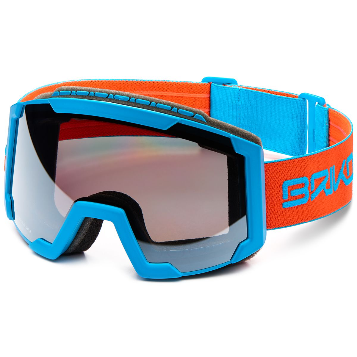 75ee763b2 Briko Lava Light Blue/Fluo Orange - Wellsnowsports Ltd