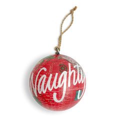 Naughty Ornament