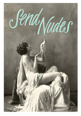 Send Nudes Postcard