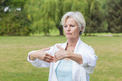 Beginning Tai Chi Exercises for Seniors