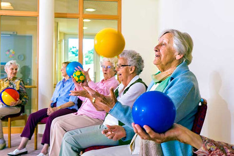 Beneficial Senior Exercise Programs