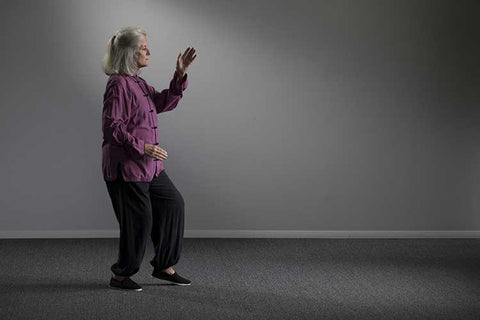Senior Tai Chi Exercise Moves for Arthritis