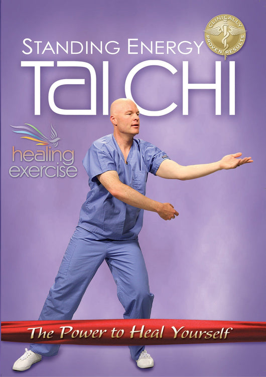 Special Offer - Standing Energy Tai Chi DVD for 35% Off DVD Healing Exercise