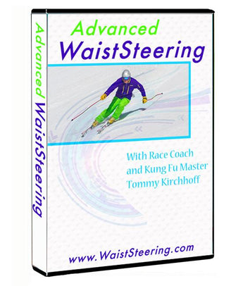 Advanced WaistSteering DVD Package
