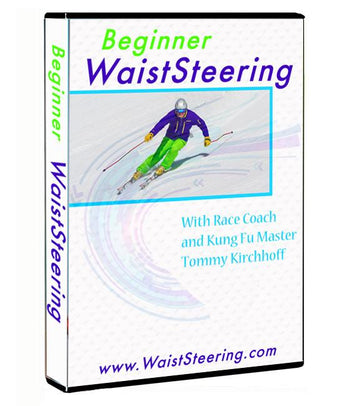 Beginner WaistSteering DVD Package