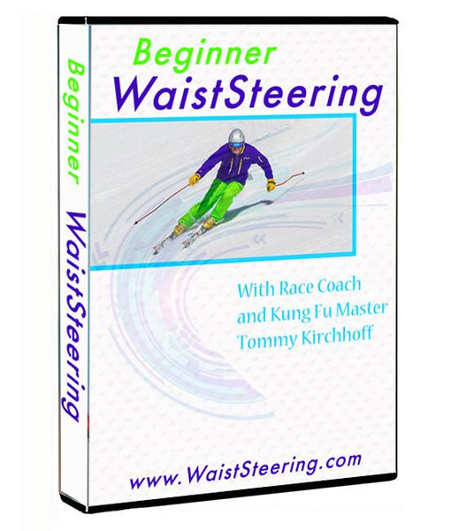 Beginner WaistSteering DVD Package Healing Exercise