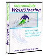Intermediate WaistSteering DVD Package Healing Exercise