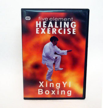 Xing-Yi Boxing Healing Exercise
