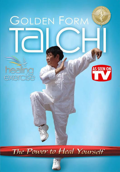 Goldenform Tai Chi DVD DVD Healing Exercise