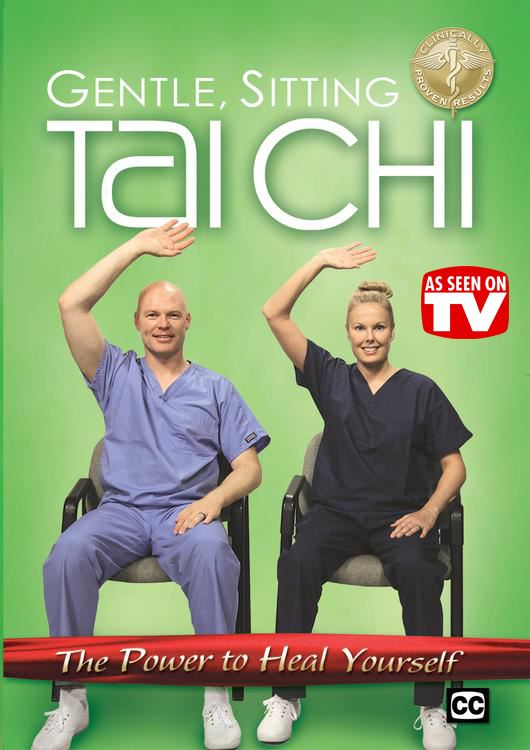 Sitting Tai Chi - Digital Download - NOT A DVD Download Healing Exercise
