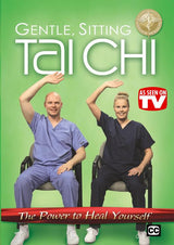 Sitting Tai Chi DVD | Healing Exercise for Seniors and Older Adults DVD Healing Exercise
