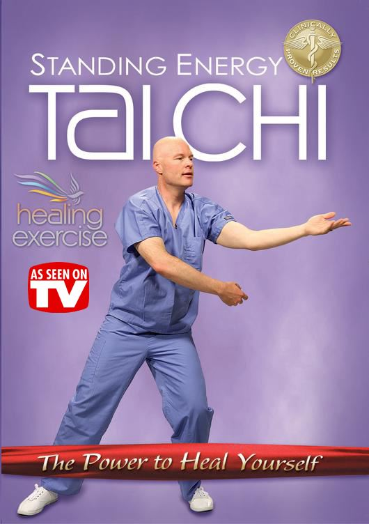 Standing Energy Tai Chi DVD DVD Healing Exercise