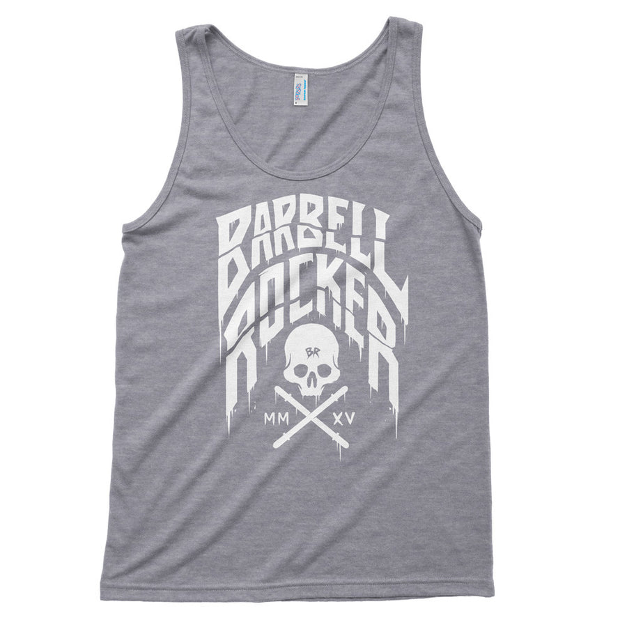 Barbell Rocker S2 // LST Tanktop Heather Grey