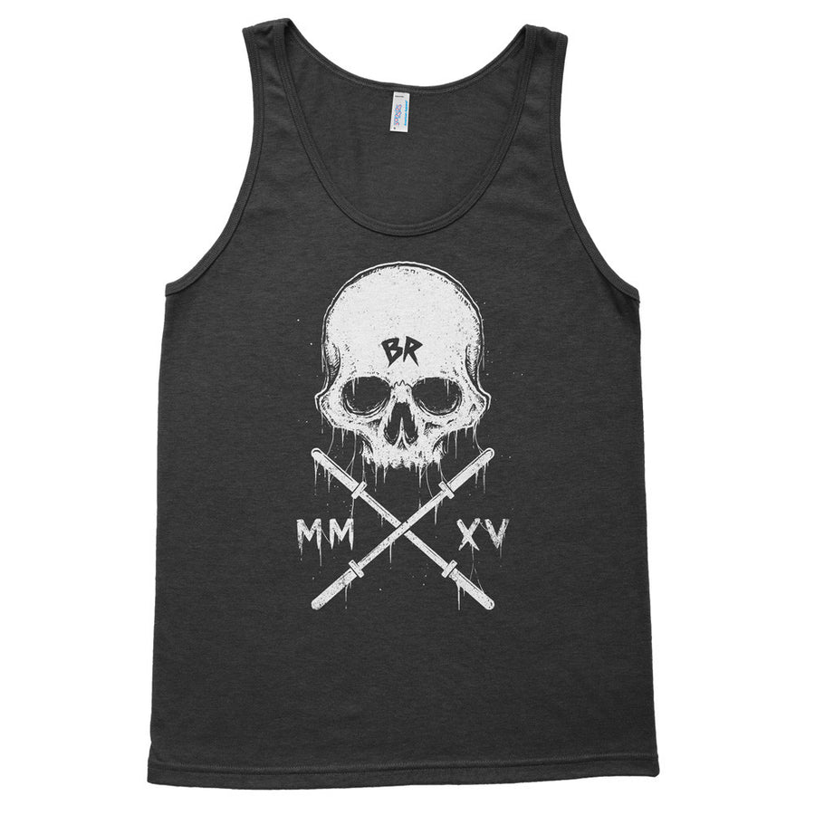 Barbell Rocker Crossfit Tanktop