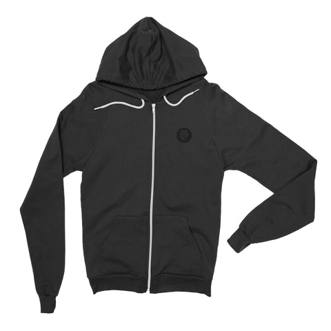 BR Black on Black Hoodie sweater