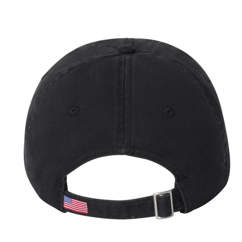 Barbell Rocker Dad Cap Back