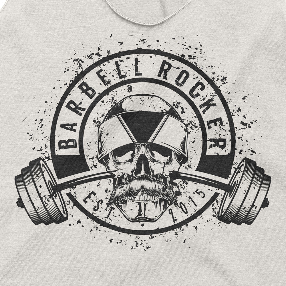 Barbell Rocker OG Women Tanktop Front Detail