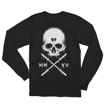 Barbell Rocker BSLS Unisex Long Sleeve Front