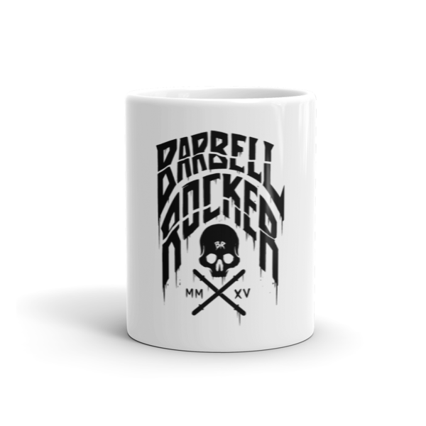 BARBELL ROCKER Crossfit Mug
