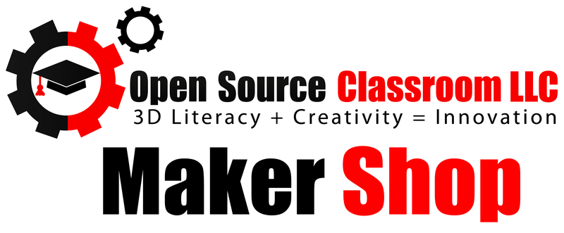 Open Source Classroom's Maker Shop