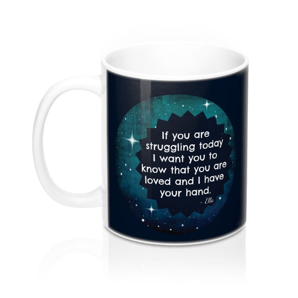 You are Loved Mug ⚓