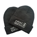 Knit Winter Logo Beanie
